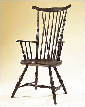Article on Nantucket Rocking Chair
