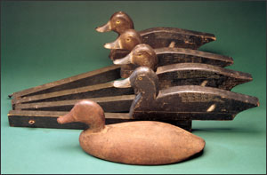 A Pictorial Survey Of Collectible Decoys By Stephen B O