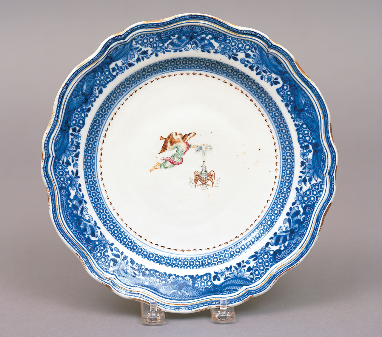 Chinese Porcelain Plates : Investing in antiques collecting chinese export porcelain